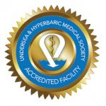 Undersea Hyperbaric Medical Society Logo