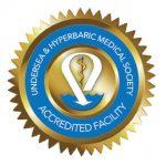 Undersea Hyperbaric Medical Society Logo